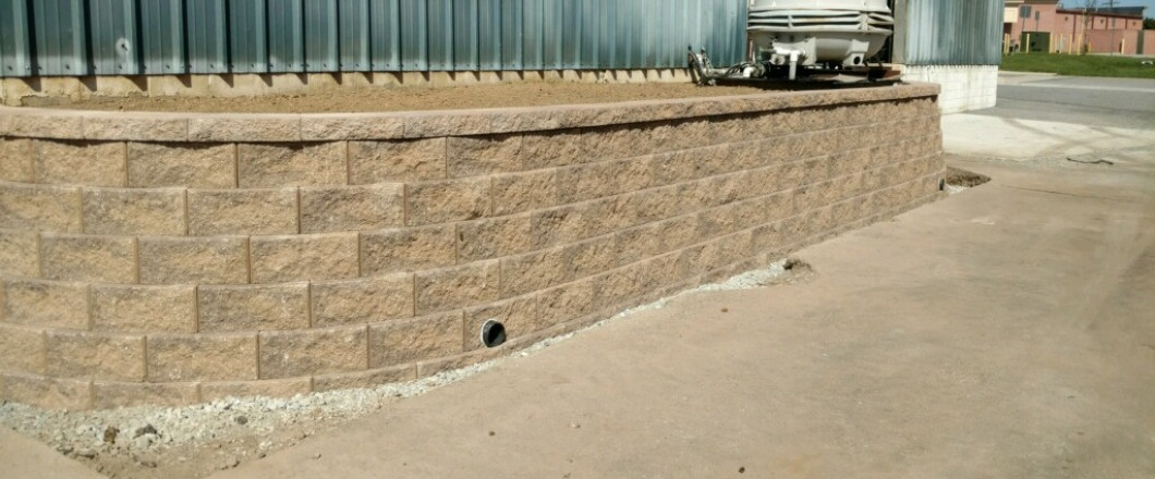retaining walls in york, pa